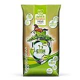 Eggersmann EMH Apfel & Karotten Müsli - Zusatzfutter für Pferde und Ponys - 15 kg Sack
