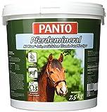 Panto Pferdefutter, Pferdemineral mit Wisan®-Lein 7,5 kg, 1er Pack (1 x 7.5 kg)