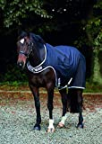 Horseware Amigo Waterproof Walker Lite 100g - Black with silver & red, Groesse:M