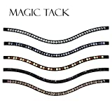Stübben Inlay 2010 Magic Tack lang geschw. einreihig - metallic rose