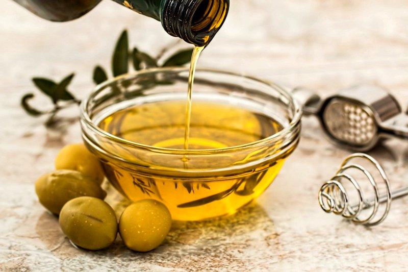Olivenöl findet auch bei Pferdemüslis sind seine Verwendung.